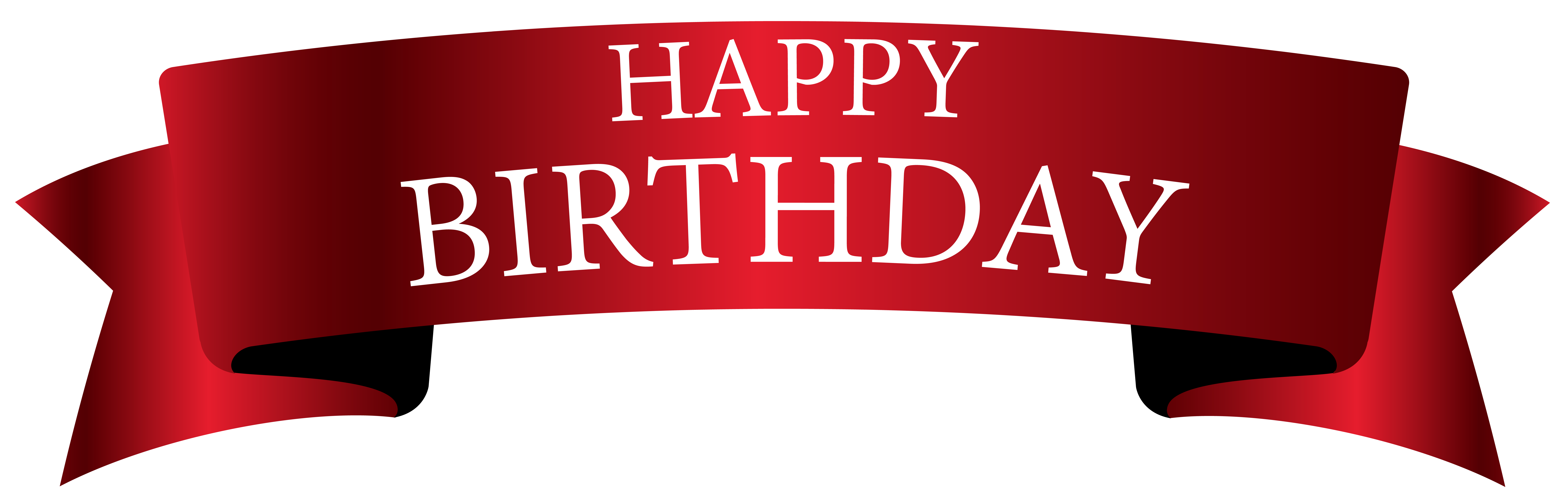 clip free library Red physic minimalistics co. Happy birthday banner clipart