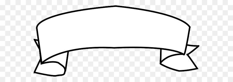 clipart transparent Banners transparent line. Black background ribbon clipart