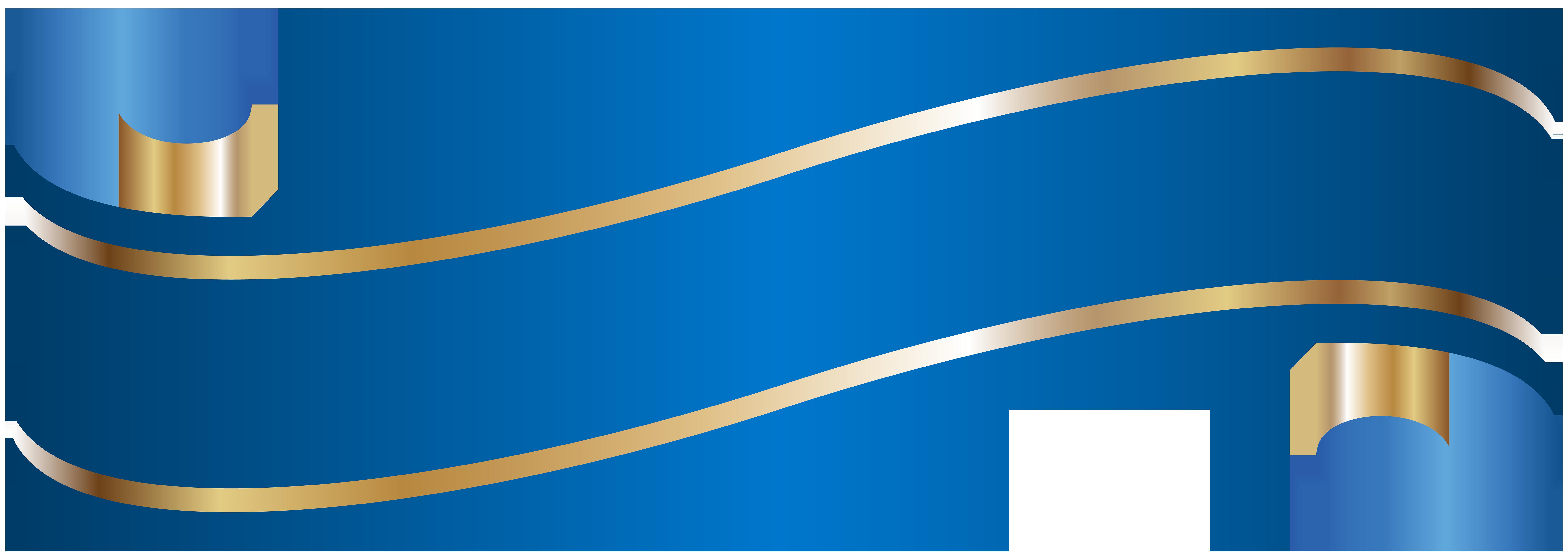 picture freeuse download Banners transparent line. Elegant banner blue png