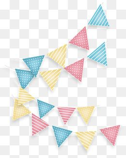 banner library download  color vector png. Banners transparent triangle