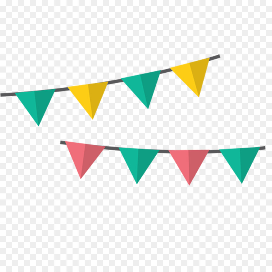 library Banners transparent triangle. Festival background