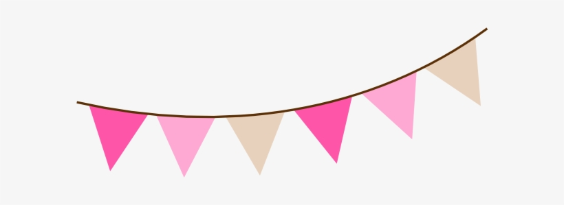 freeuse stock Banners transparent triangle. Free flag banner clipart