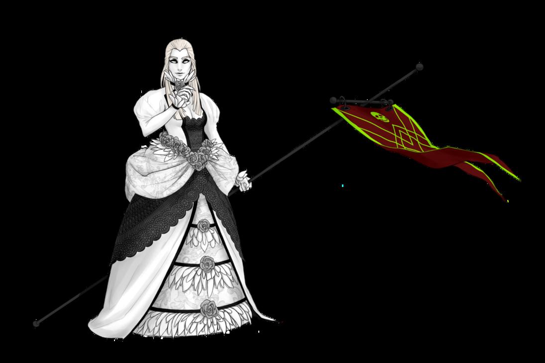 free Banshee drawing fantasy art. By aphose on deviantart