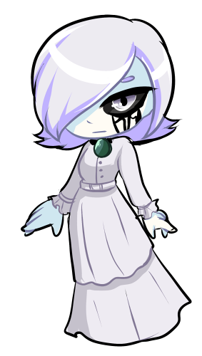svg transparent Banshee drawing ghost. Dc oc lily by