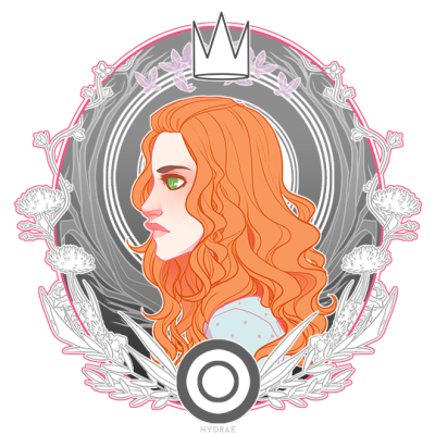 clip art freeuse stock Banshee drawing lydia. Mirach s ghost kings
