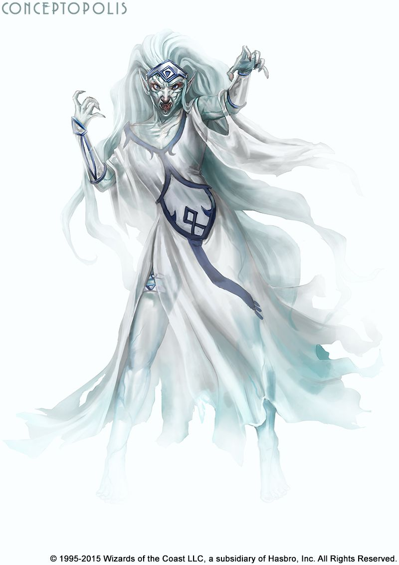 jpg transparent stock Banshee drawing monster. For dungeons and dragons