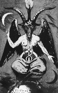 clip library library Baphomet drawing goddess. Reality myth of the