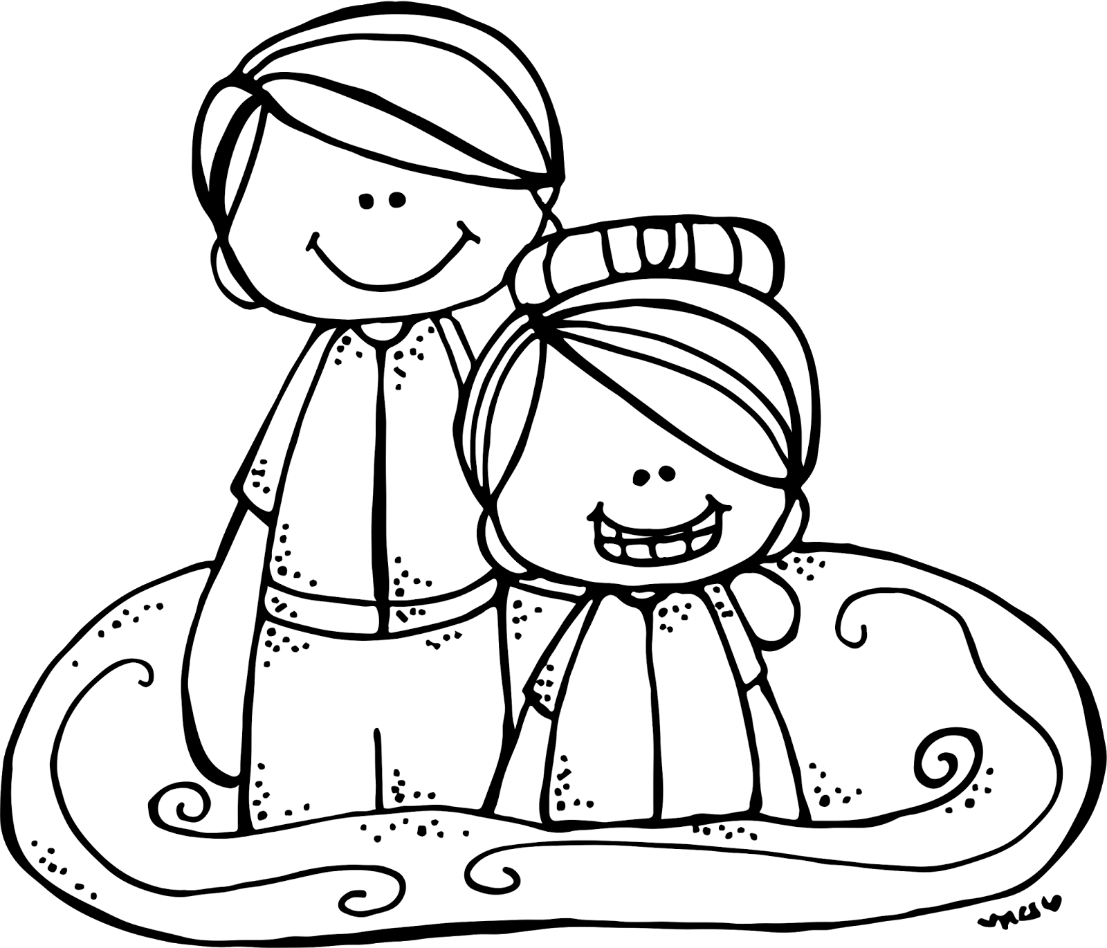 graphic royalty free stock Melonheadz illustrating more stuff. Baptism clipart baptism lds.