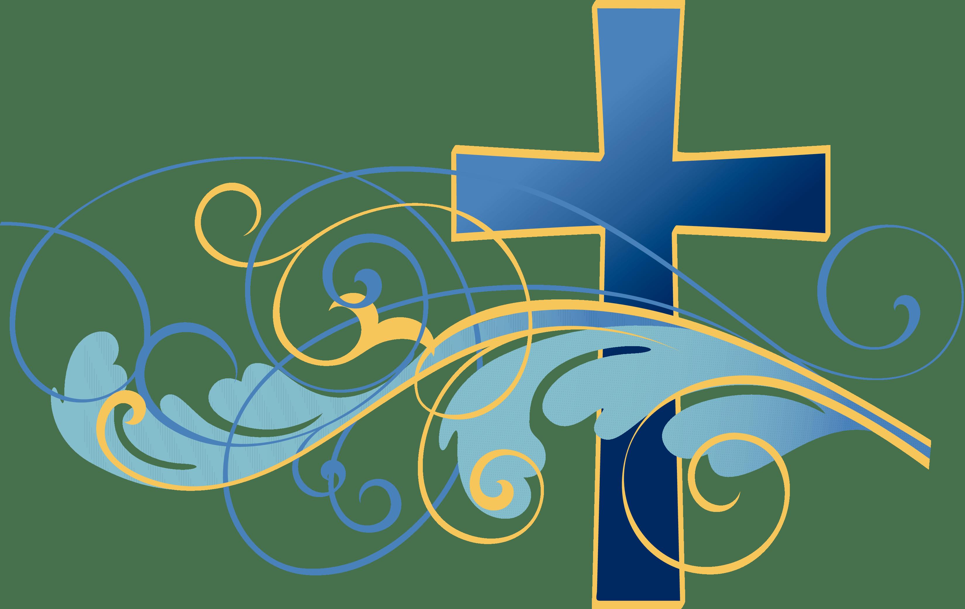 graphic download Baptism holy family. Catholic clipart catholic church.