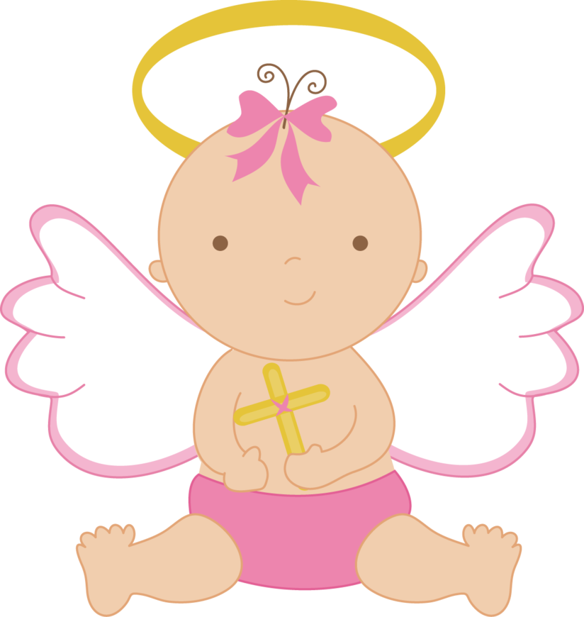jpg download Baptism clipart girl alternative. Vector baby angel