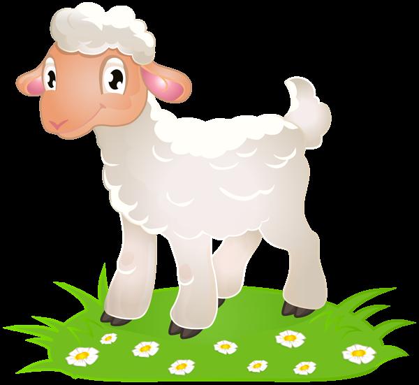 clip transparent Sheep dog free on. Lamb clipart baby lamb.