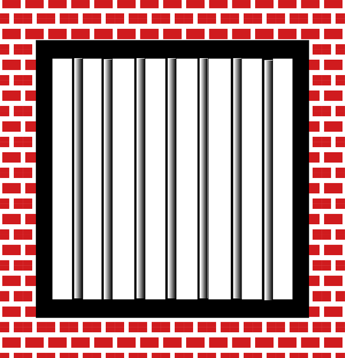 png free Prison png image with. Cage clipart jail cell.