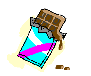 picture free stock Chocolate Bar Drawing at GetDrawings
