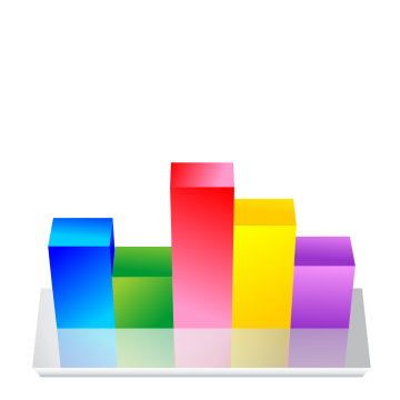 picture freeuse library Bar vector colorful. Chart png vectors psd