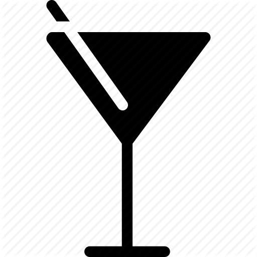 clip art black and white Food drinks by icons. Bar vector icon