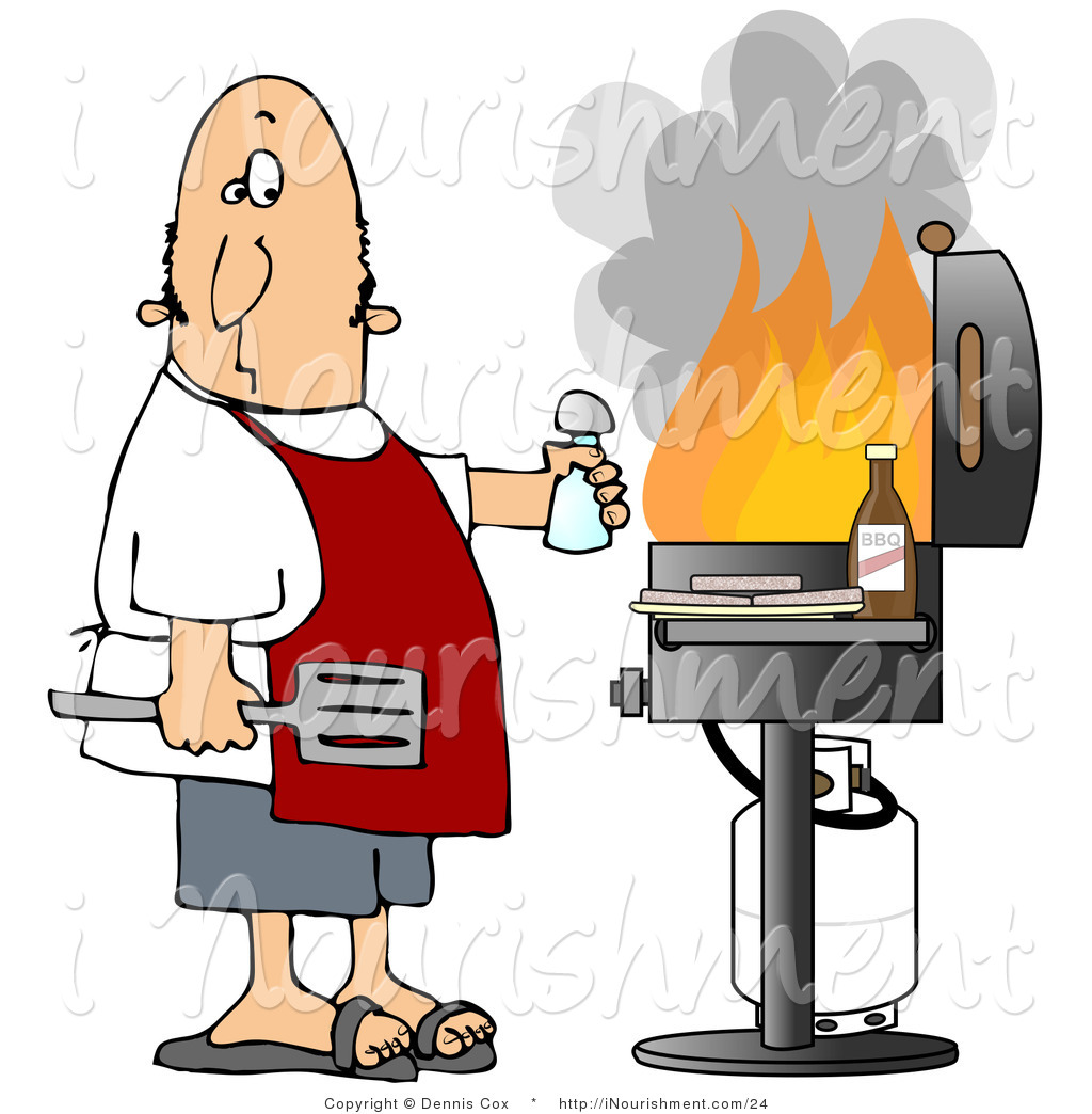picture black and white download Barbecue clipart bbq lunch. Collection of free barbecuing.