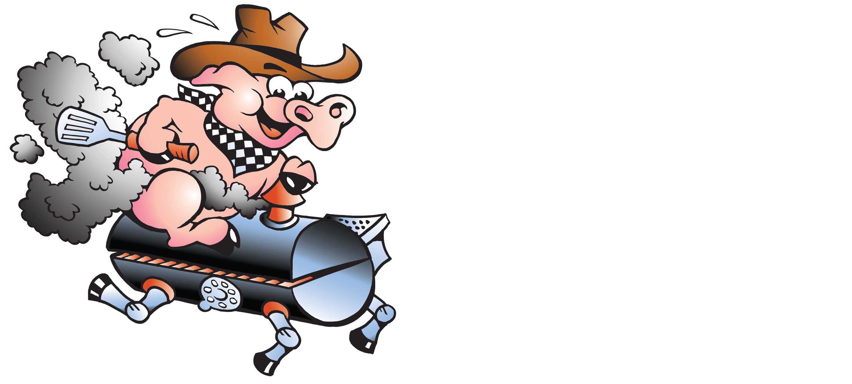 banner free stock Barbecue clipart bbq menu. Head s home heads