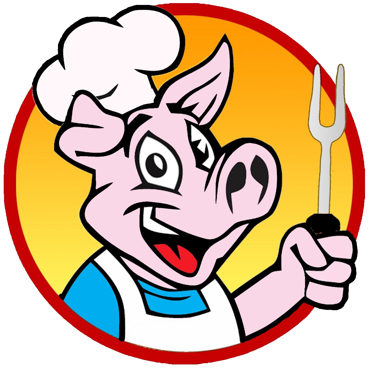 clip art library download Barbecue Pig PNG Transparent Barbecue Pig
