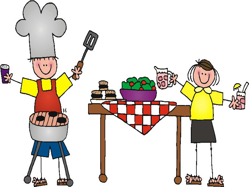 graphic freeuse stock Transparent free . Barbecue clipart school