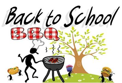 freeuse stock Family bbq free download. Barbecue clipart school
