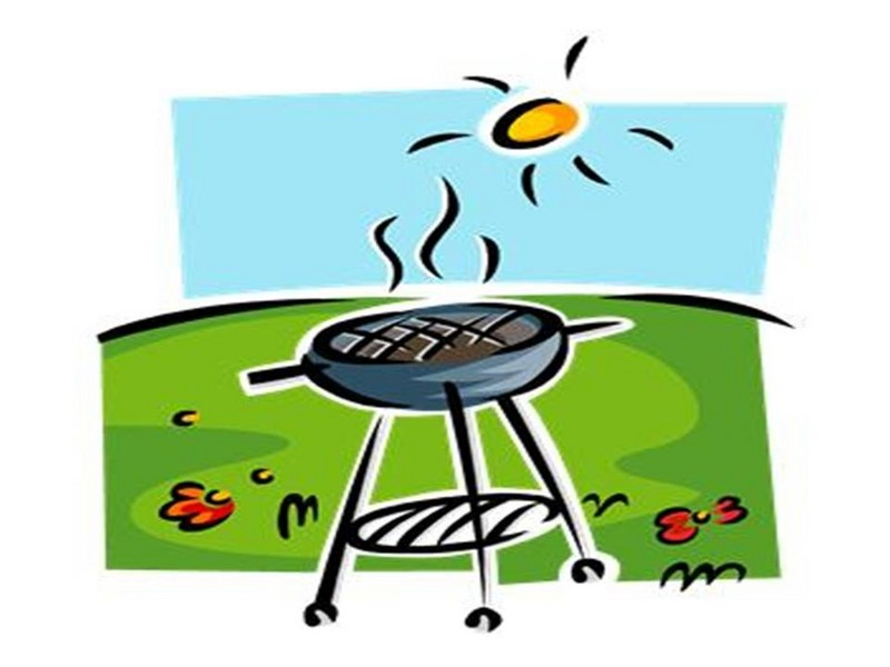 svg Free download clip art. Barbecue clipart school