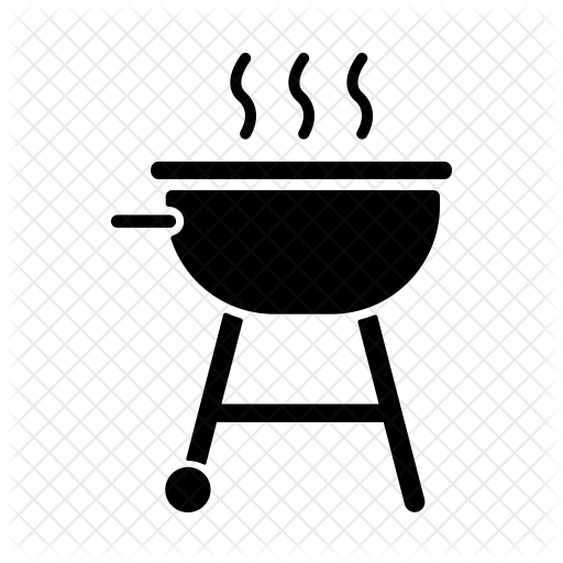 clip art transparent stock Barbecue Grill Icon