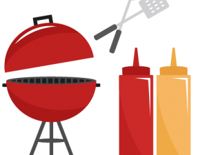 jpg royalty free stock Barbecue sign free on. Bbq clipart bbq lunch.