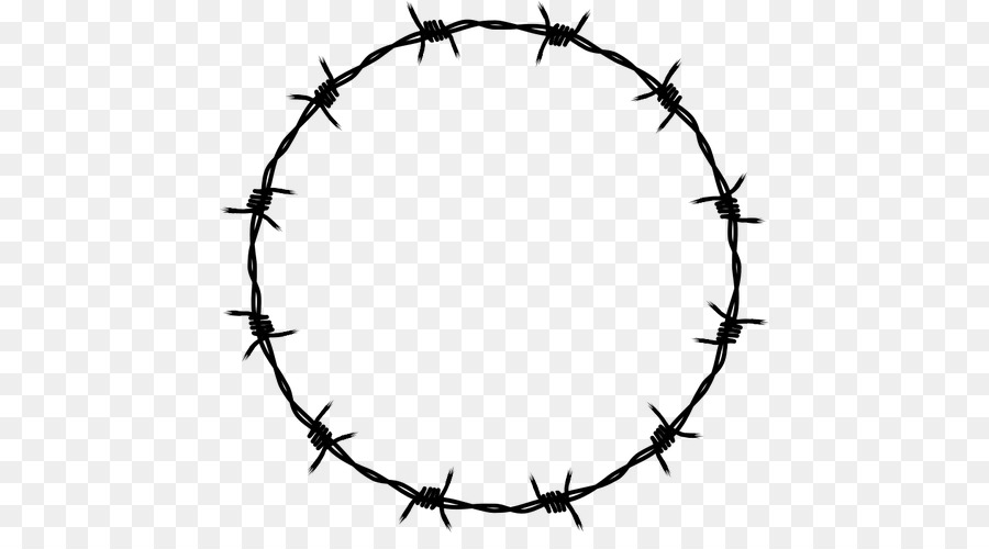 jpg royalty free Barbed wire clipart. Fence cartoon leaf line