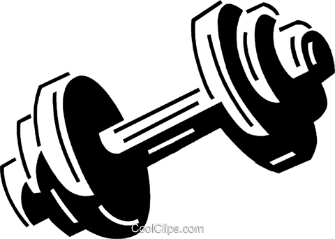 clip free download Crossfit vector dumbbell. Collection of free halteres