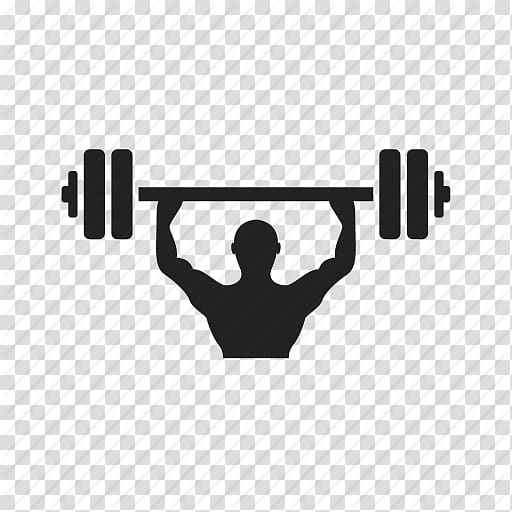 banner royalty free library Barbell clipart gym weight. Transparent .