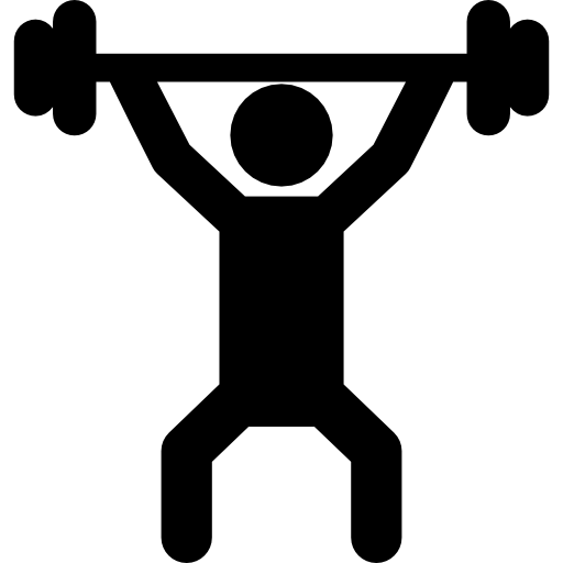 picture royalty free library Weightlifting