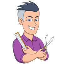 image freeuse stock Barber clipart. Free cliparts download clip