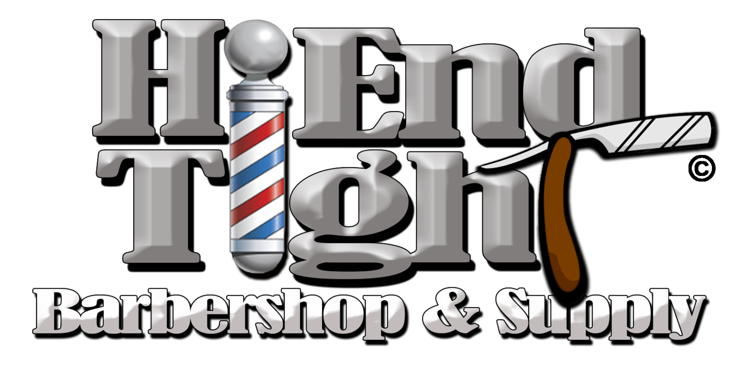 clipart transparent stock Hiendtight barbershop supply . Barber clipart barber supplies.