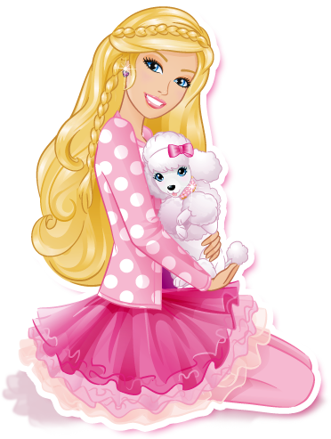 jpg download Meu lbum de fotos. Barbie clipart.