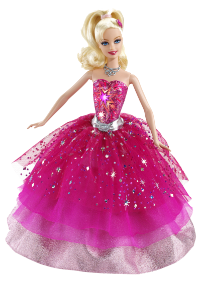 vector transparent Download doll free png. Barbie clipart.