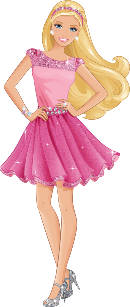 clip black and white Barbie clipart barbie movie. Png peoplepng com.