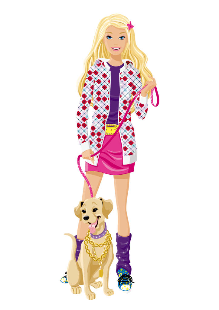 royalty free library Barbie And Ken Clipart at GetDrawings