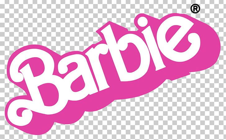 clip art freeuse stock Logo sticker png area. Barbie clipart name.