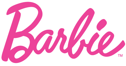 vector royalty free download Barbie Logo PNG Clipart