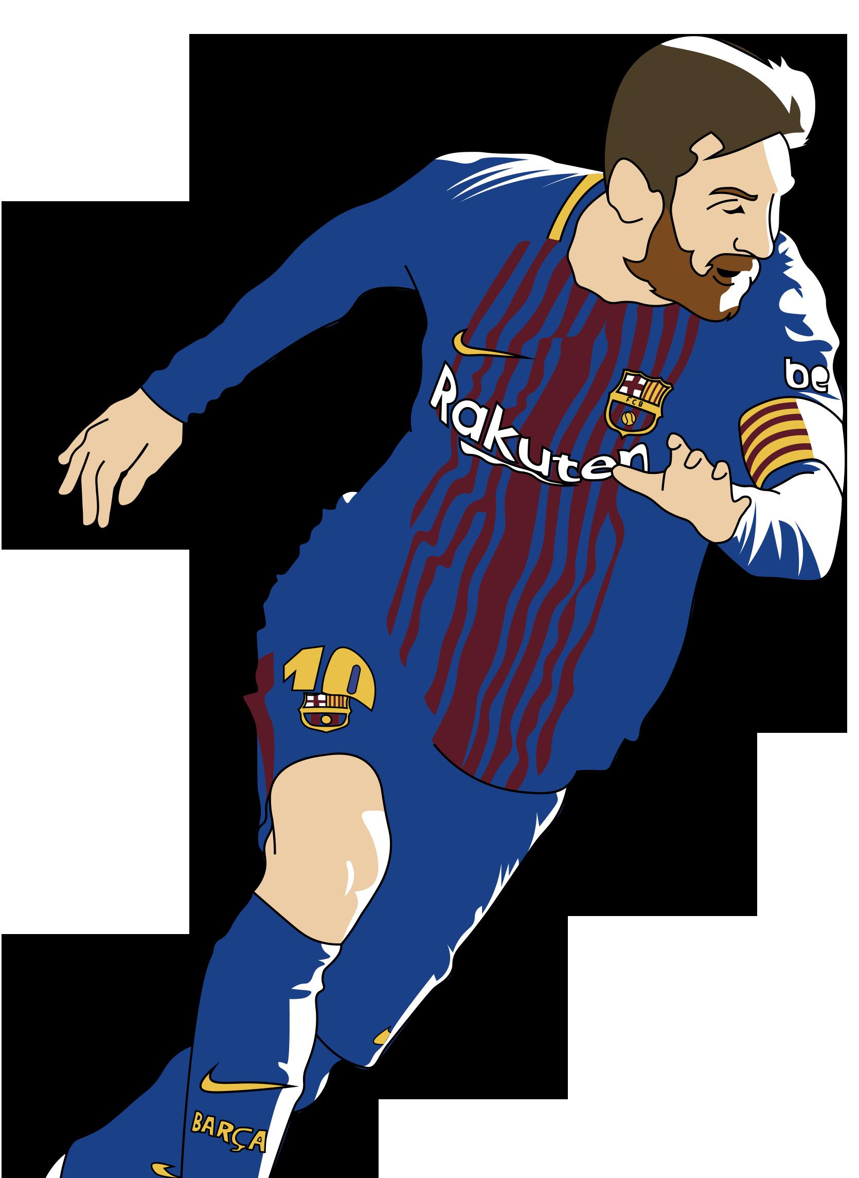 svg transparent download Fc cartoon la liga. Barcelona drawing