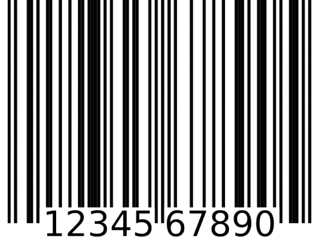 picture royalty free stock The economist free on. Barcode clipart