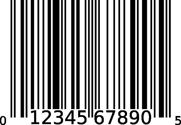 vector library bar code clipart #57655876