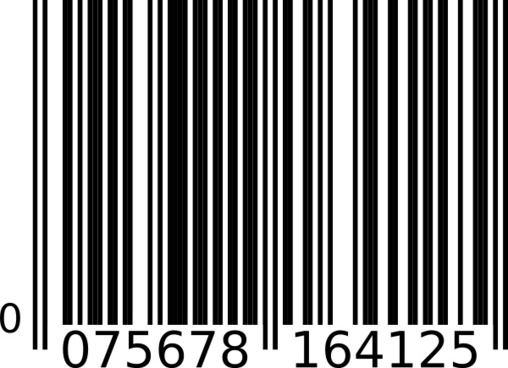 clip art freeuse library Vector barcodes. Barcode free download for