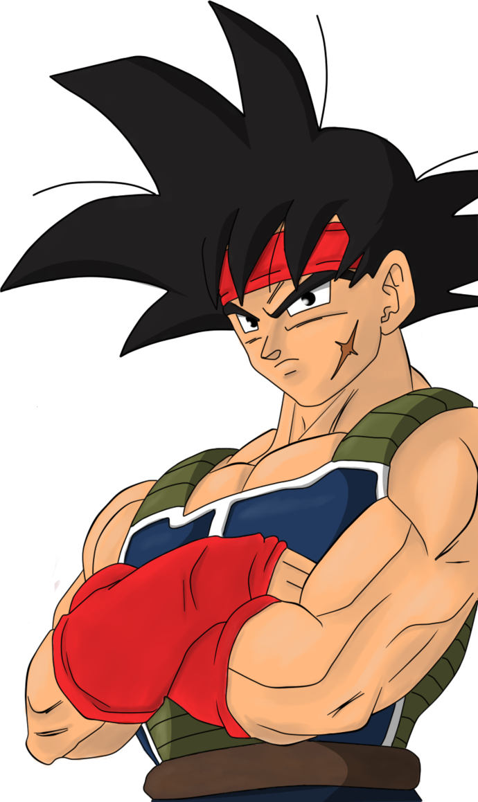 graphic library Bardock Color by Midona