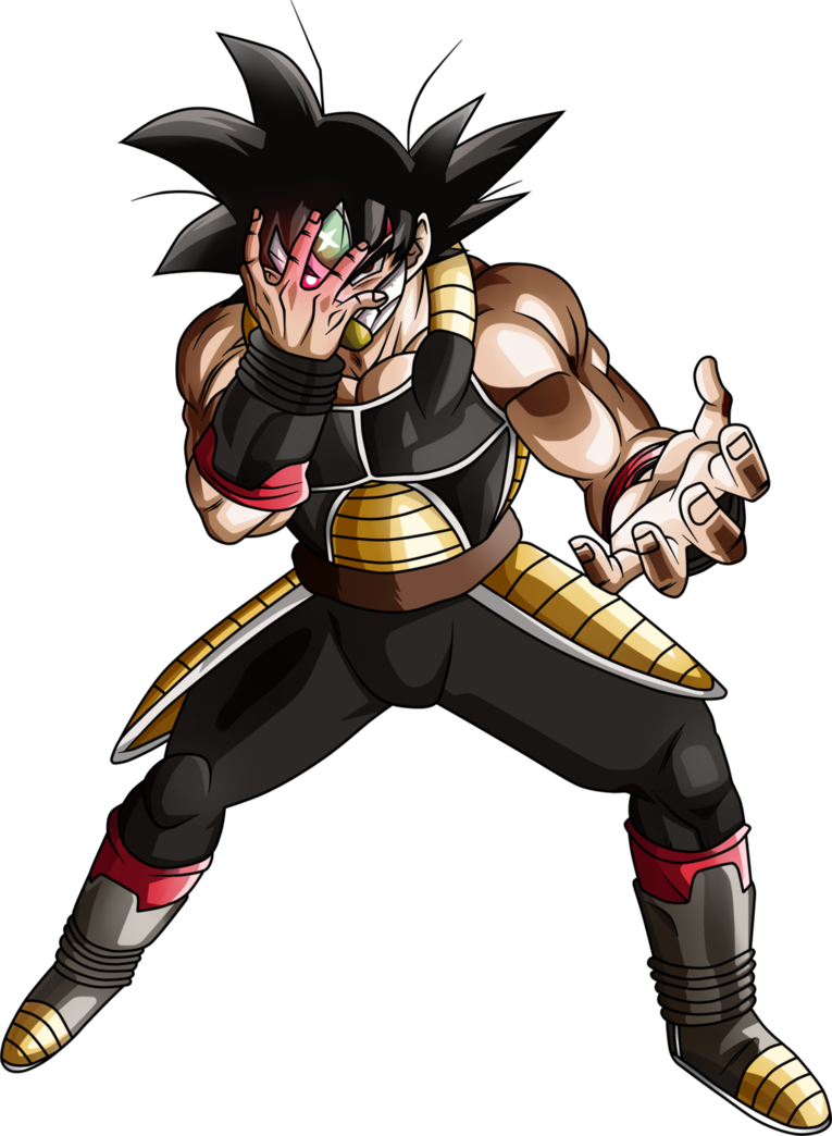 png royalty free library Bardock Masked by Koku