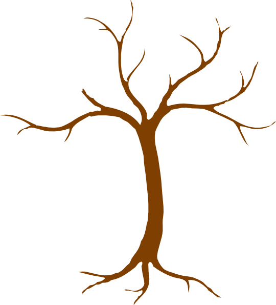 picture free stock Tree trunk . Bare clipart