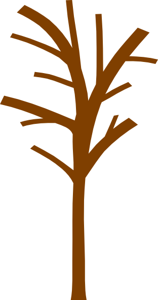 jpg freeuse stock Tree clip art at. Bare clipart