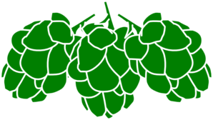 graphic royalty free download Hops Green Clip Art at Clker