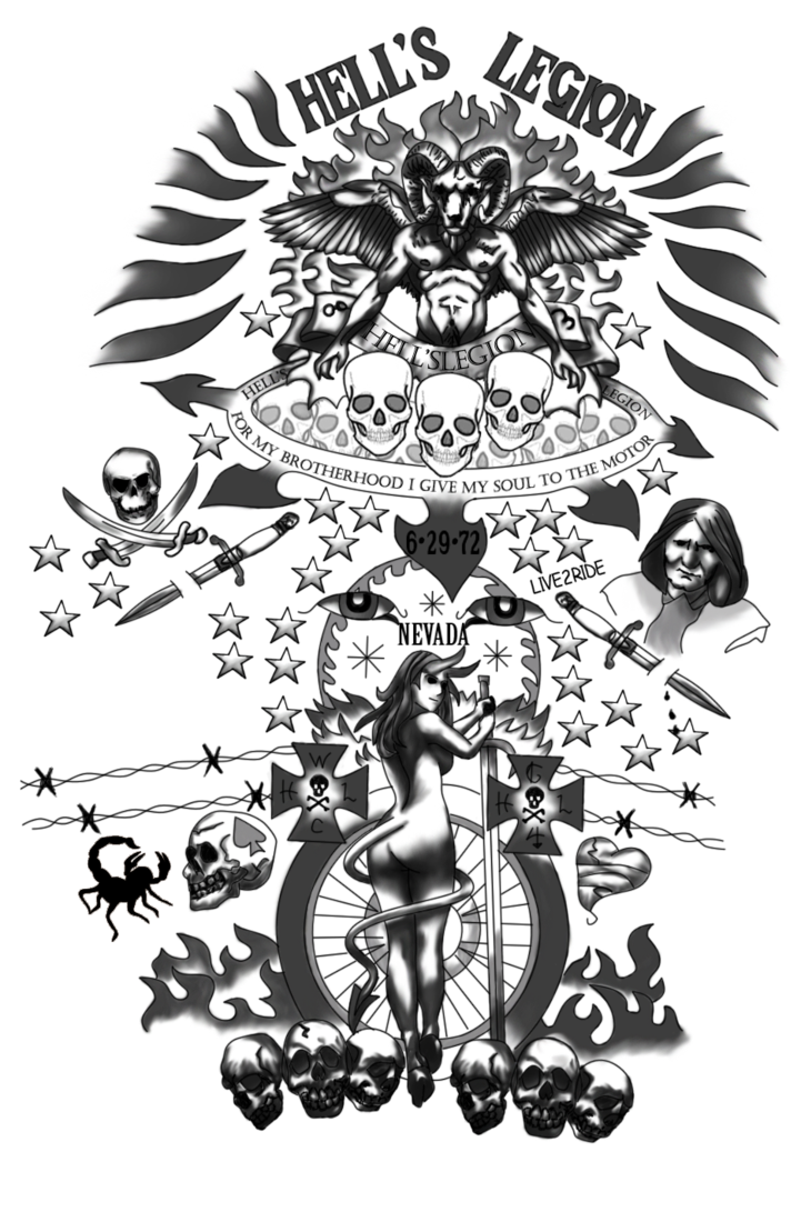 clip art black and white download Transparent Tattoo PNG