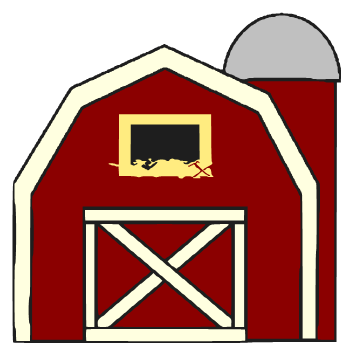 clip art freeuse download  collection of red. Barn clipart.